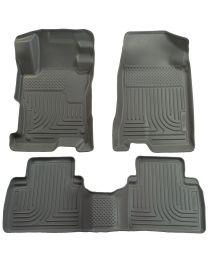 Husky Liners - Front & 2nd Seat Floor Liners - 98412