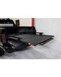 Bedslide - Bedslide Heavy Duty 79 Inch X 48 Inch Black Ford Superduty Shortbed - 20-7948-hdb