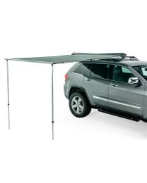 Thule - 6' Awning - Haze Gray Canvas / Black Cover - Haze Gray - 8002AW604
