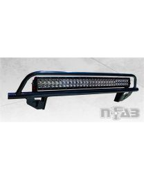 N-FAB - Off-road Light Bar Multi-mount System; Textured Black; Mounts Up To A 30 In. Led Light; - T0730OR-TX