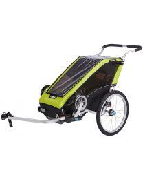 Thule - Chariot Cheetah XT 1 + Cycle/Stroll