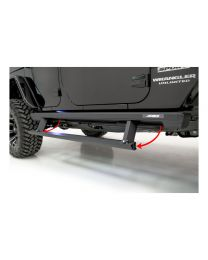 Aries - ActionTrac Powered Running Boards (No Brackets) - 3025165