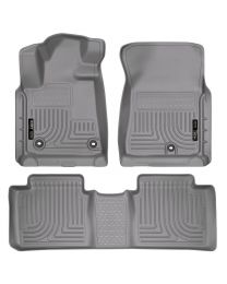 Husky Liners - Front & 2nd Seat Floor Liners (Footwell Coverage) - 99562