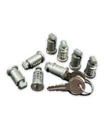 RockyMounts - 8 Pack Lock Cores