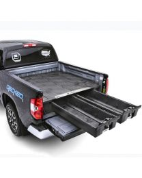 Decked - Truck Bed Organizer 15-pres Ford F150 Aluminum 5 Ft 6 Inch Decked - Df4