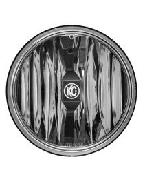 "KC Hilites - 6"" Gravity LED Insert - KC #42055 (Wide-40 Beam) - 42055"
