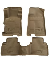 Husky Liners - Front & 2nd Seat Floor Liners - 98413