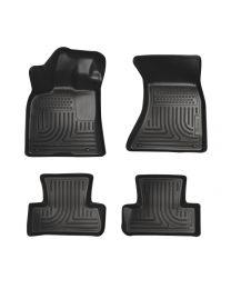 Husky Liners - Front & 2nd Seat Floor Liners - 98081