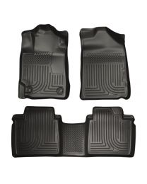 Husky Liners - Front & 2nd Seat Floor Liners - 98511