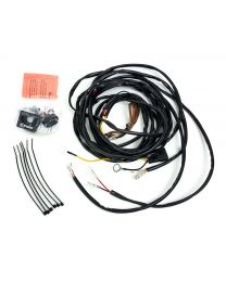 KC Hilites - Universal Wiring Harness for 2 Cyclone LED Lights - #63082 - 63082