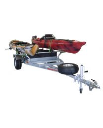 Malone - 2 boat w/storage - Saddle Up Pro