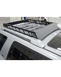 N-FAB - Aluminum Modular Roof Rack; 150 Lb. Load Rating; Textured Black; - IN972MRF