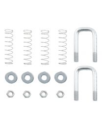 Curt - Gooseneck Safety Chain U-Bolt Kit - 66113