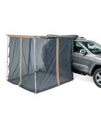 Thule - Mosquito Net Walls for 6' Awning - 8002X1001 - Black