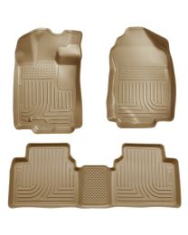 Husky Liners - Front & 2nd Seat Floor Liners - 98363
