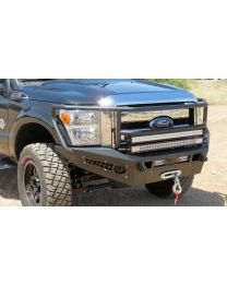 Addictive Desert Designs - HoneyBadger Rancher Front Bumper - F067375010103