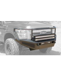 Addictive Desert Designs - HoneyBadger Rancher Front Bumper - F067505040103