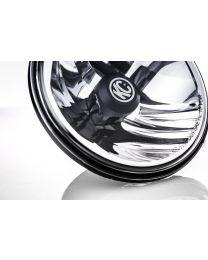 """KC Hilites - Gravity LED 7"""" Headlight DOT Jeep TJ 97-06/Universal H4 Pair Pack - 42361"""
