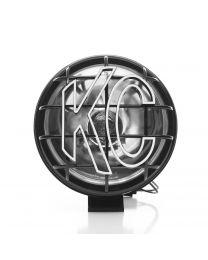 "KC Hilites - 6"" Apollo Pro Halogen Pair Pack System - Black - KC #9150 (Spot Beam) - 9150"