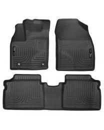 Husky Liners - Front & 2nd Seat Floor Liners - 99511