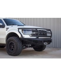 Addictive Desert Designs - HoneyBadger Rancher Front Bumper - F017425050103