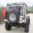 Garvin Wilderness - ATS Series Swing-Away Tire Carrier, CJ7 - 71001