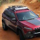 Garvin Wilderness - Sport Series Rack, 2014-2017 Jeep Cherokee - 34018
