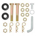 Curt - MV Round Bar Weight Distribution Hardware Kit - 17076