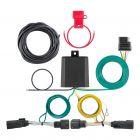 Curt - Custom Wiring Harness (4-Way Flat Output) - 56417