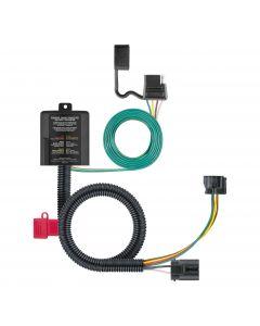Curt - Custom Wiring Connector - 56332