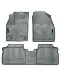 Husky Liners - Front & 2nd Seat Floor Liners - 99512