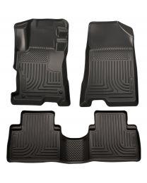 Husky Liners - Front & 2nd Seat Floor Liners - 98401