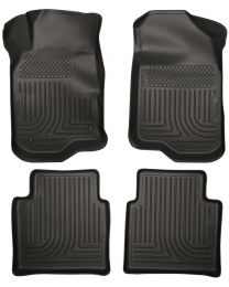 Husky Liners - Front & 2nd Seat Floor Liners - 98111