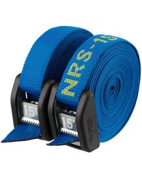 NRS - 1in. Heavy Duty Buckle Bumper Cam Strap - 15ft.