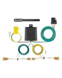 Curt - Custom Wiring Harness (4-Way Flat Output) - 56404