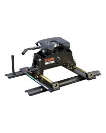 Curt - A20 5th Wheel Hitch with Roller & Rails - 16641