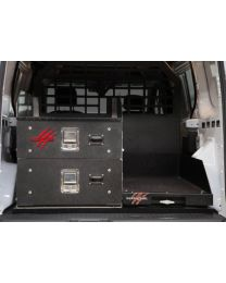 Cargo Ease - Cargo Slide/locker Combination Pack Side By Side 24x24 Inches 15-pres Chevy Tahoe/gmc Yukon Xl Cargo Ease - Cl-3548-2424-p38