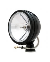 "KC Hilites - 6"" Daylighter Halogen - Black - KC #1238 (Spot Beam) - 1238"