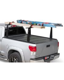 Bak Industries - BAKFlip CS-F1 Hard Folding Truck Bed Cover/Integrated Rack System - 72407BT