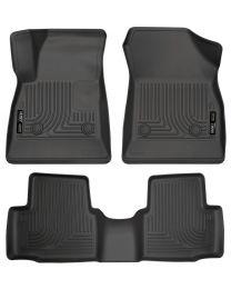Husky Liners - Front & 2nd Seat Floor Liners - 99161