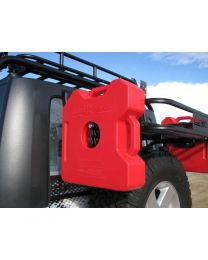 Garvin Wilderness - Rotopax Mount, 3-Gallon Gas or 2-Gallon Water, Trail Rack 44000 - 44002