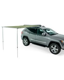 Thule - 6' Awning - Olive Green Canvas / Black Cover -  Olive Green - 8002AW605