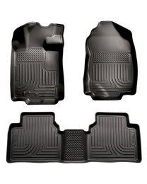 Husky Liners - Front & 2nd Seat Floor Liners - 98361