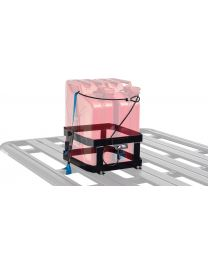 Rhino Rack - Double Vertical Jerry Can Holder - 43151