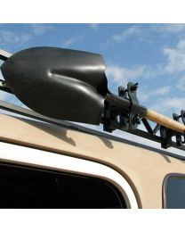 Garvin Wilderness - Single Ax or Shovel Mount, Roof Rack, 6in. H Rack - 29916