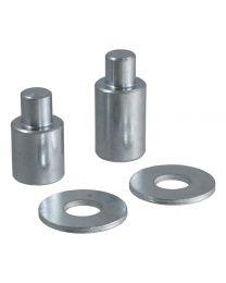 Curt - Trunnion Bar Weight Distribution Head Angle Adjustment Rod Kit - 17312