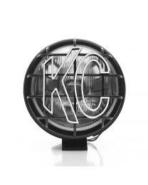 "KC Hilites - 6"" Apollo Pro Halogen - Black - KC #1151 (Spread Beam) - 1151"