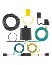 Curt - Custom Wiring Harness (4-Way Flat Output) - 56374