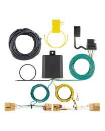 Curt - Custom Wiring Harness (4-Way Flat Output) - 56405