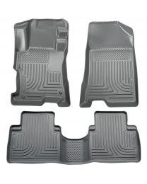 Husky Liners - Front & 2nd Seat Floor Liners - 98402